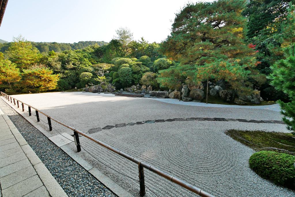 南禅寺金地院庭園の枯山水