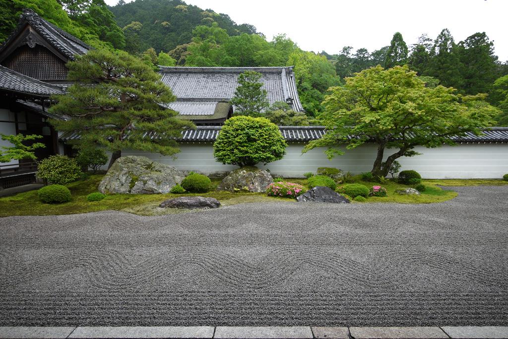 南禅寺大方丈庭園「虎の子渡しの庭」