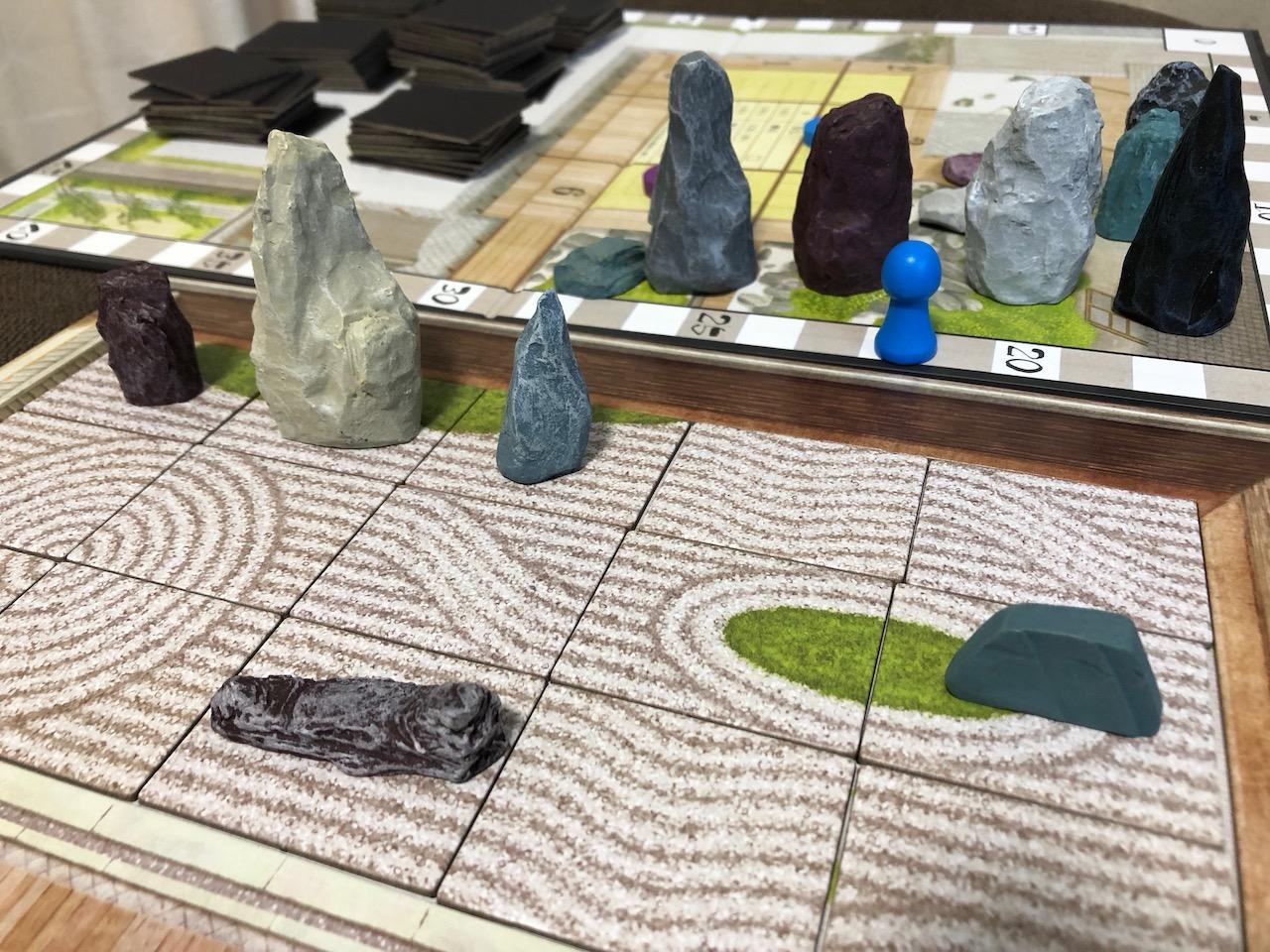 ボードゲーム「枯山水」の遊び方