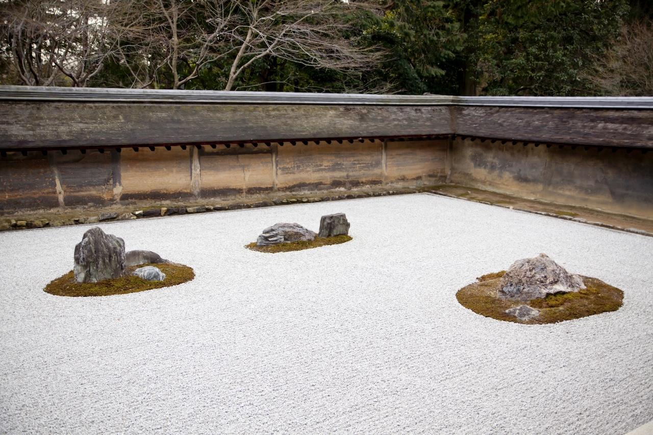 枯山水と石庭の違いは?