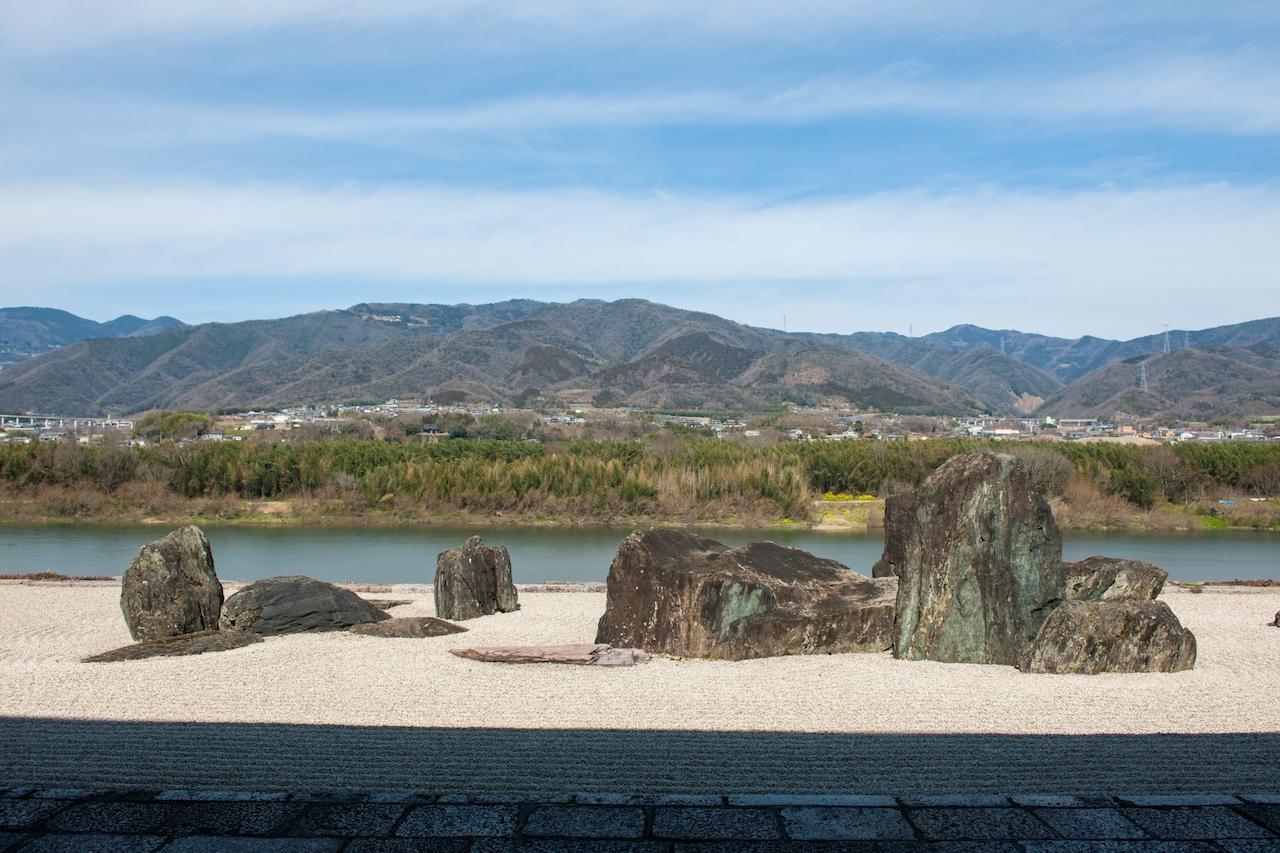枯山水で使われる代表的な石組