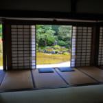東福寺芬陀院庭園の枯山水