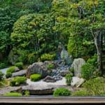 妙心寺退蔵院庭園の枯山水