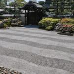 建仁寺庭園の枯山水