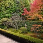 妙心寺桂春院庭園の枯山水
