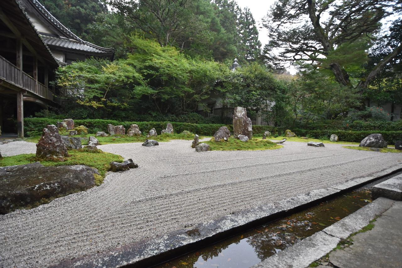 龍潭寺の枯山水11